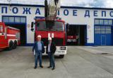 Проверка эксплуатации и технического состояния пожарной техники